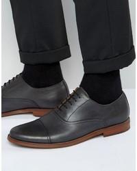 Zapatos Oxford de Cuero Negros de Aldo