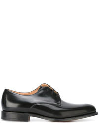 Zapatos oxford de cuero negros de Church's