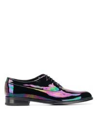 Zapatos oxford de cuero negros de Paul Smith