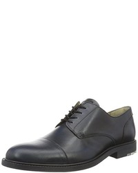 Zapatos oxford en gris oscuro de Boss Orange