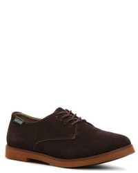 Zapatos oxford marron oscuro original 8534673
