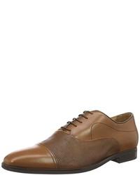 Zapatos oxford marrónes de Geox