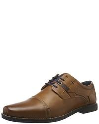 Zapatos oxford marrónes de s.Oliver