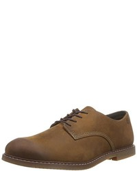 Zapatos oxford marrónes de Timberland