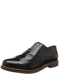 Zapatos oxford negros de Ben Sherman