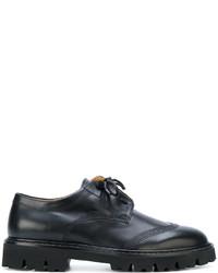 Zapatos oxford negros de Maison Margiela