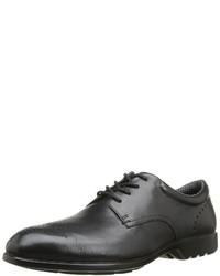 Zapatos oxford negros de Rockport