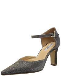 Zapatos Plateados de Donna Più