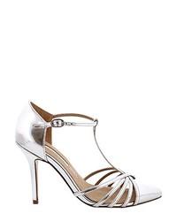 Zapatos Plateados de MARIA MARE