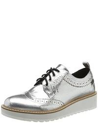 Zapatos Plateados de Pepe Jeans