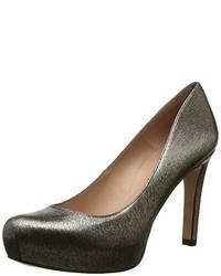 Zapatos Plateados de Pura Lopez