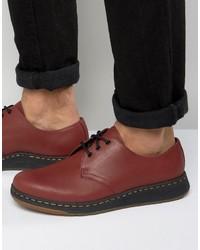 Zapatos Rojos de Dr. Martens