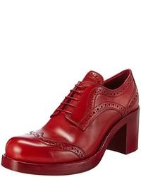 Zapatos Rojos de Miu Miu