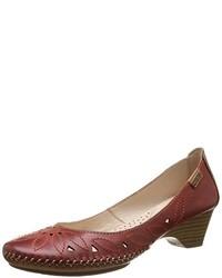 Rojos Mujeres Amazon Unos Zapatos Es Yzxwfxnh Comprar Moda Para De Pikolinos HfqwU5Xqnx