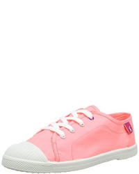 Zapatos rosados de Joules