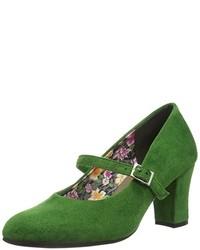 Zapatos Verdes de Andrea Conti