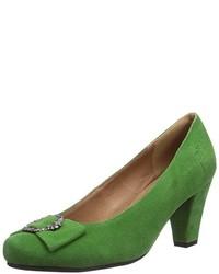 Zapatos Verdes de Hirschkogel by Andrea Conti